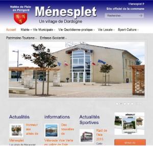 menesplet.fr_site mairie commune