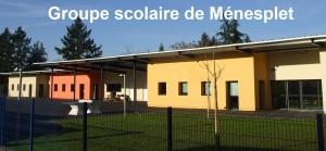 Ecoles Ménesplet inscriptions