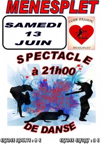 spectacle club passion