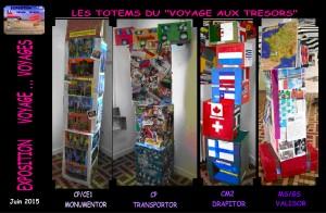 2 Les Totems