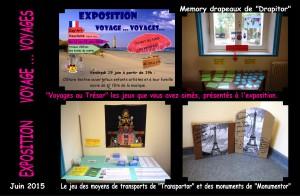 3 Les jeux de voyage à l'exposition