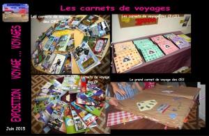 5 Les carnets de voyages