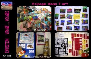 6 Voyage dans l'art