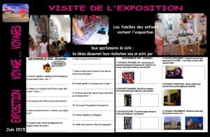 9 Visite de l'exposition