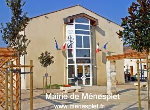 Mairie de menesplet