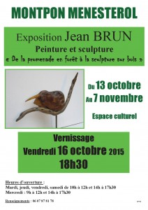 expo_Jean BRUN_2015