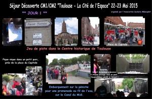 Séjour Toulouse 1 bis