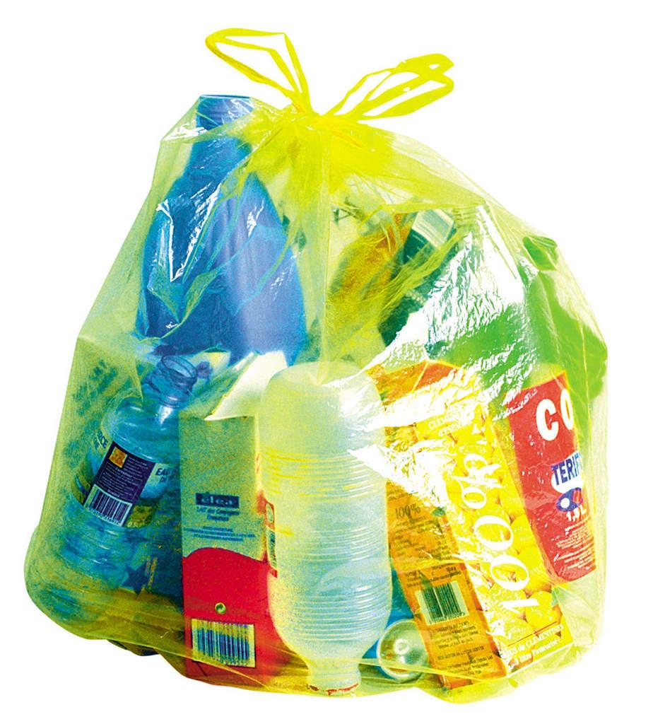ramassage des sacs poubelles jaunes. Black Bedroom Furniture Sets. Home Design Ideas