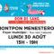 Don de sang - Lundi 30 août à Montpon.